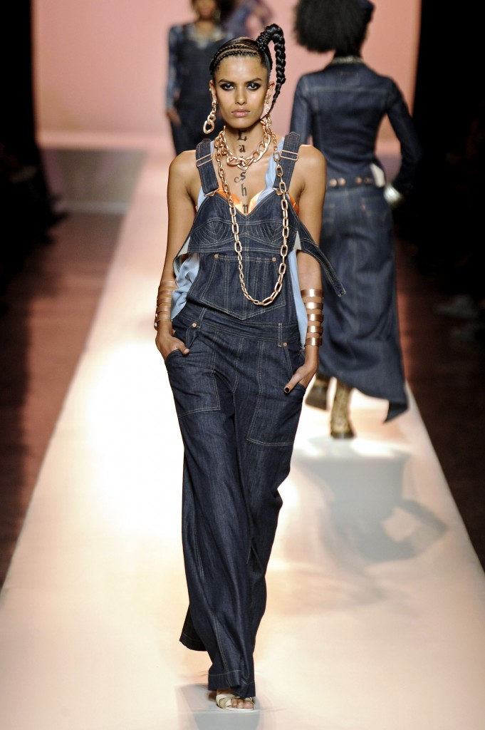 Ready_to_wear_sping_summer_2010__ JEAN PAUL GAULTIER__october_2009_