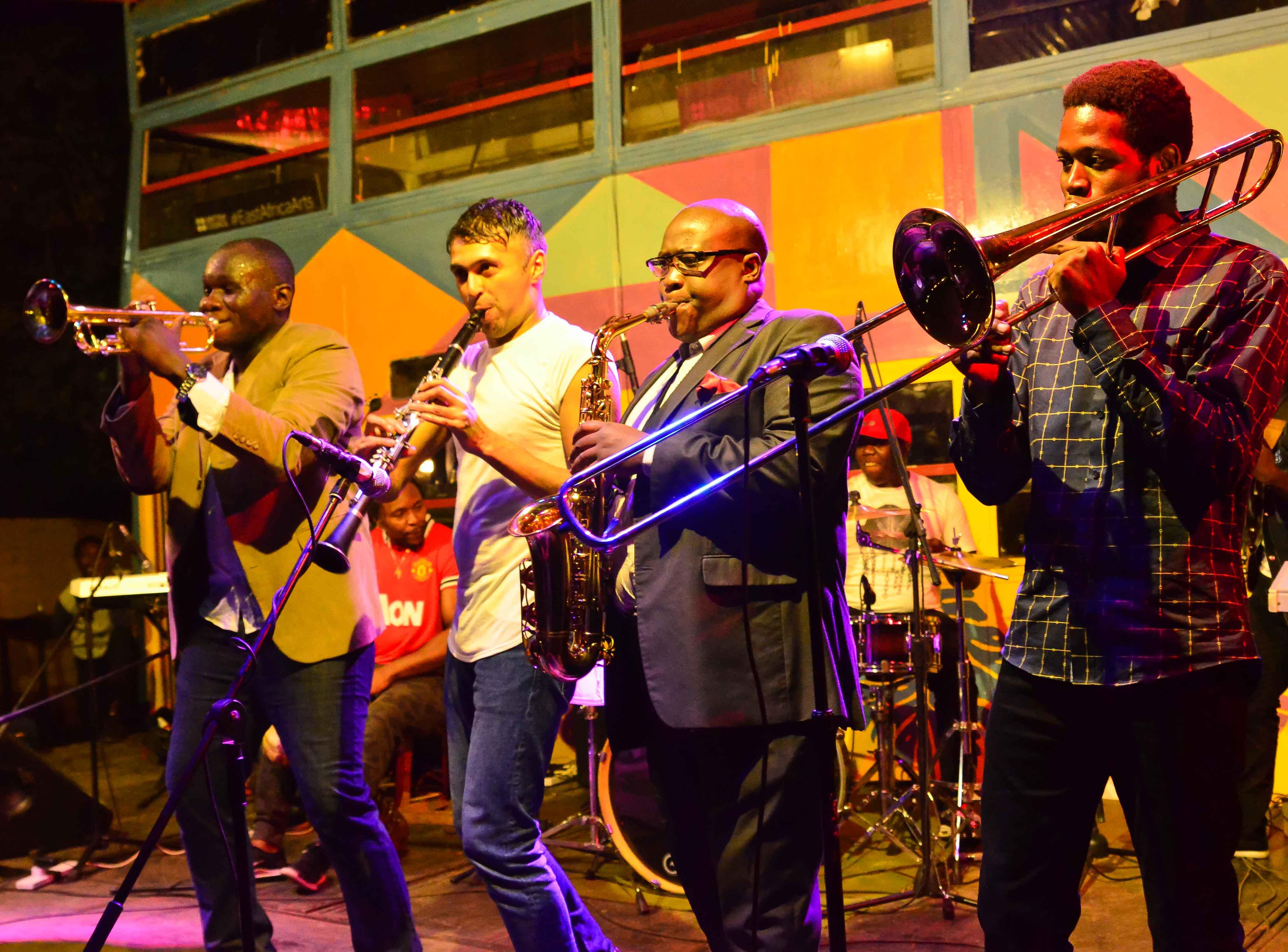 silvia njoki safaricom jazz music festival
