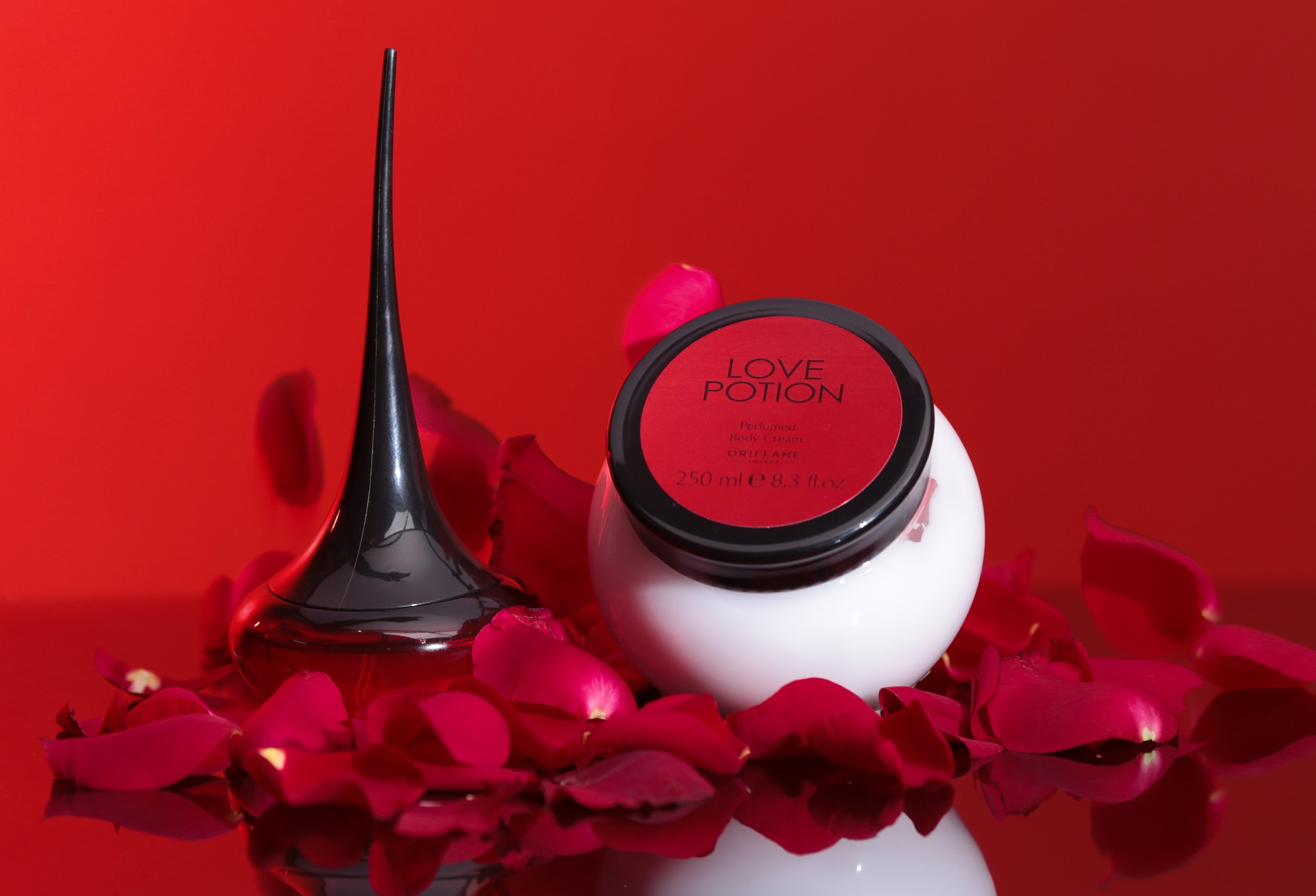 love potion by oriflame