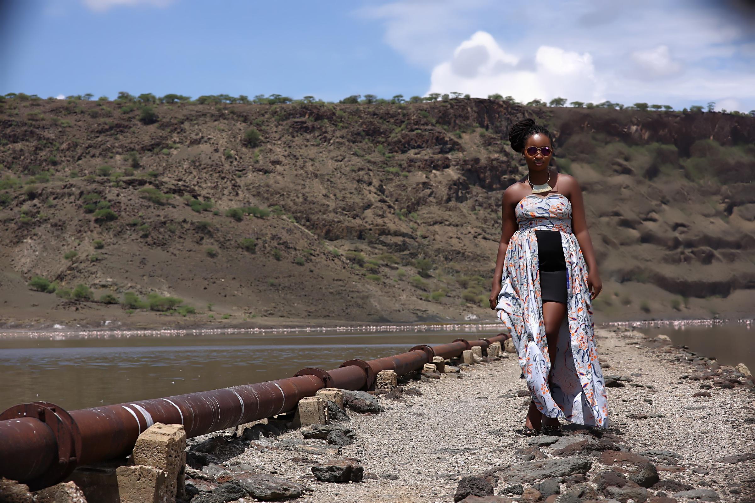 cause way-lake MAgadi