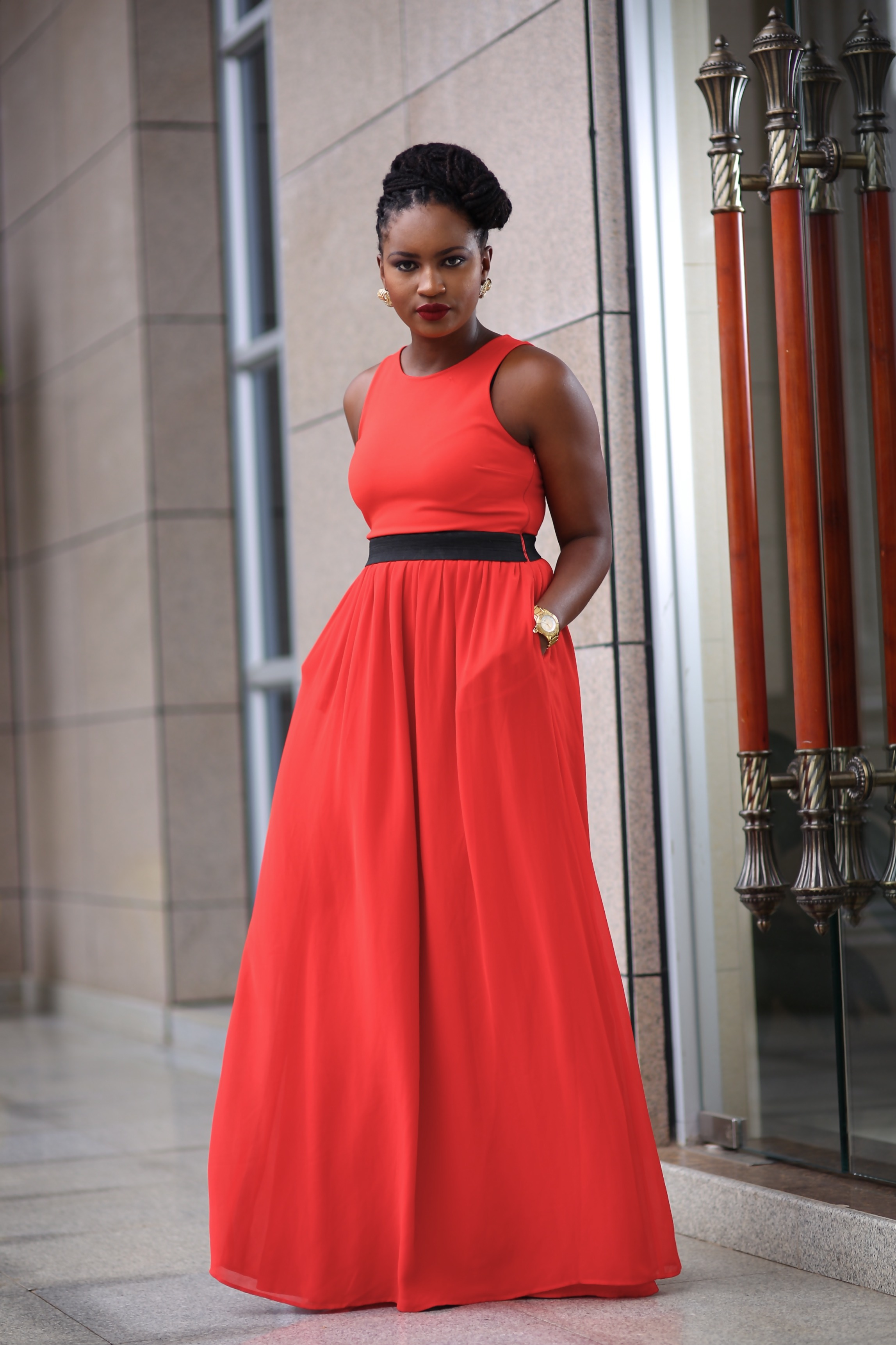 kenyan fashion blogger