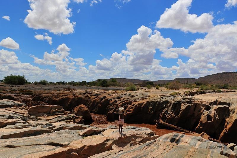 lugard falls tsavo