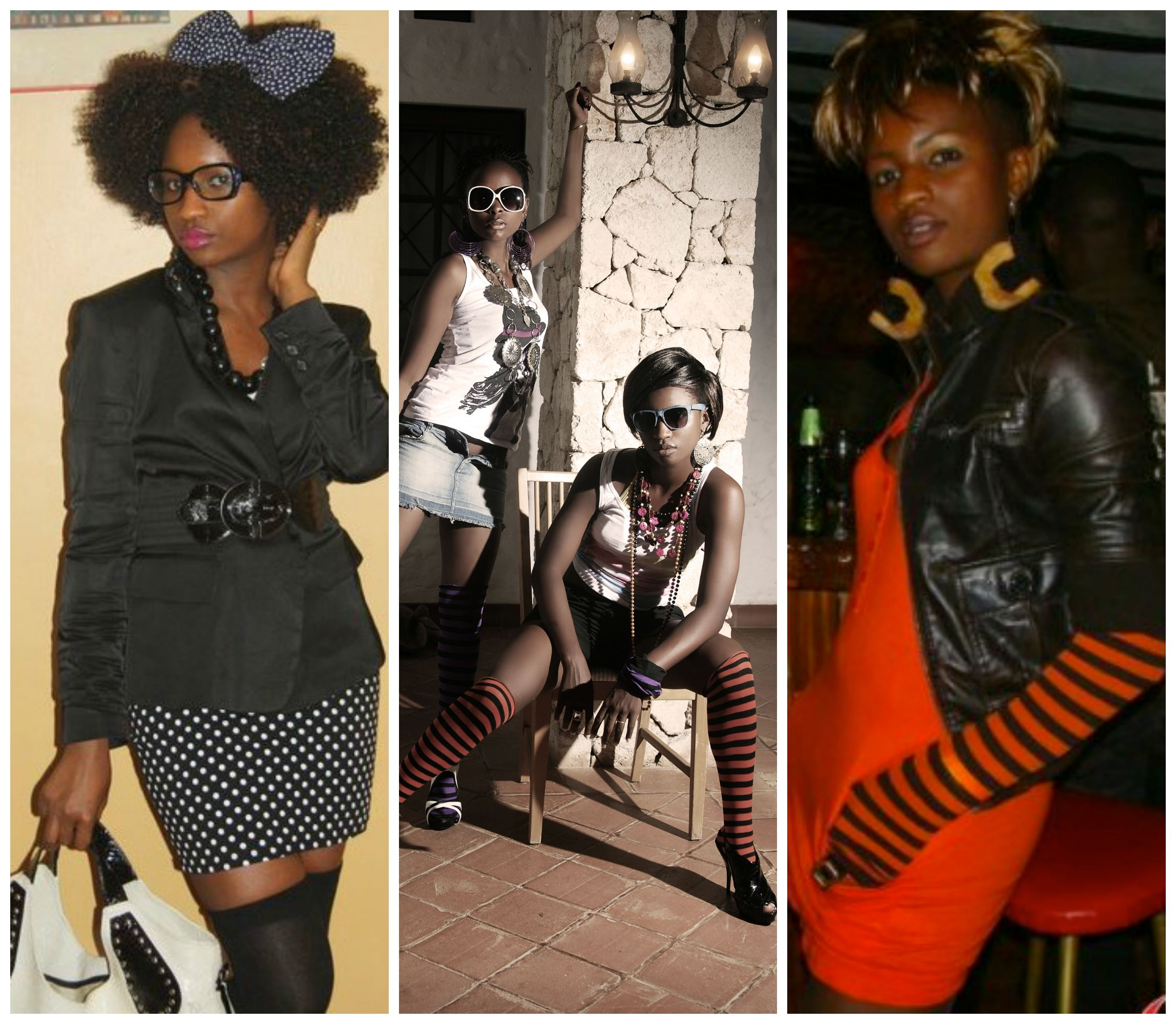 silvia njoki collage