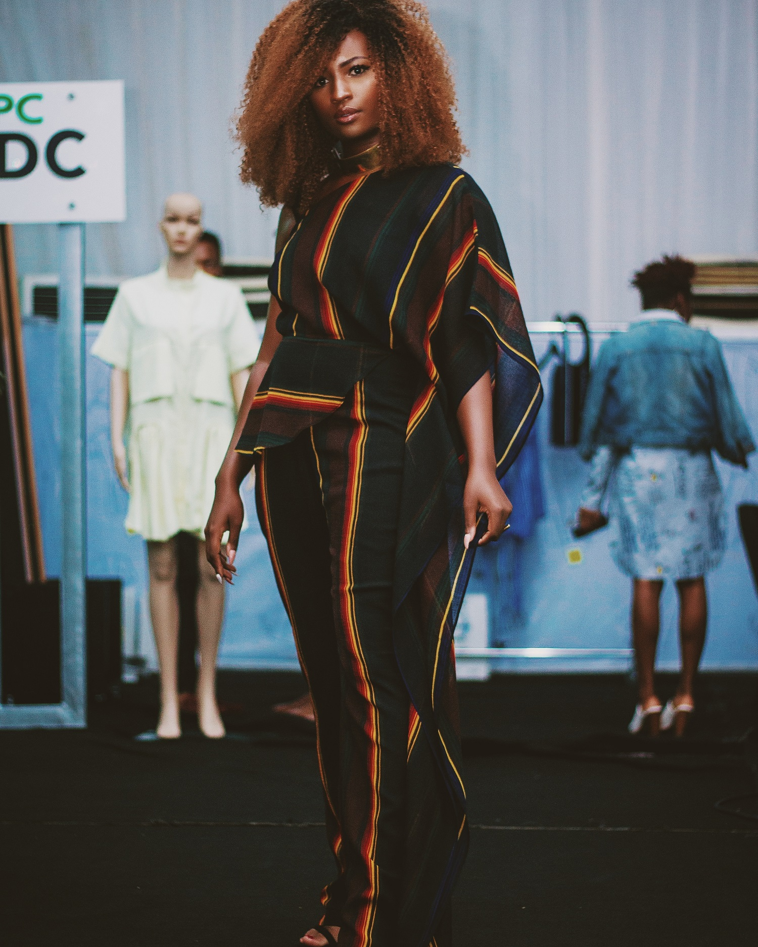 silvia njoki lagos fashion week