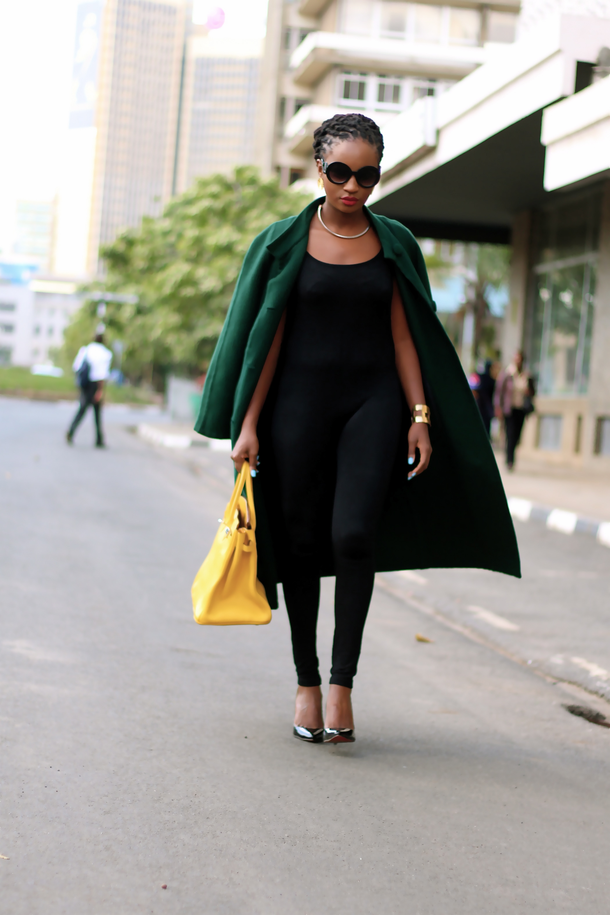 silvia njoki trench coat 3