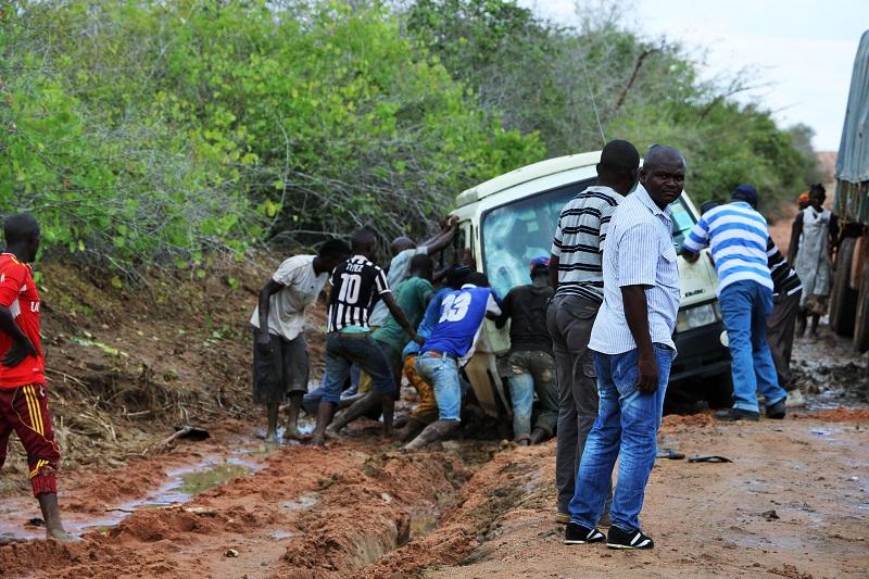 tsavo east rainy season