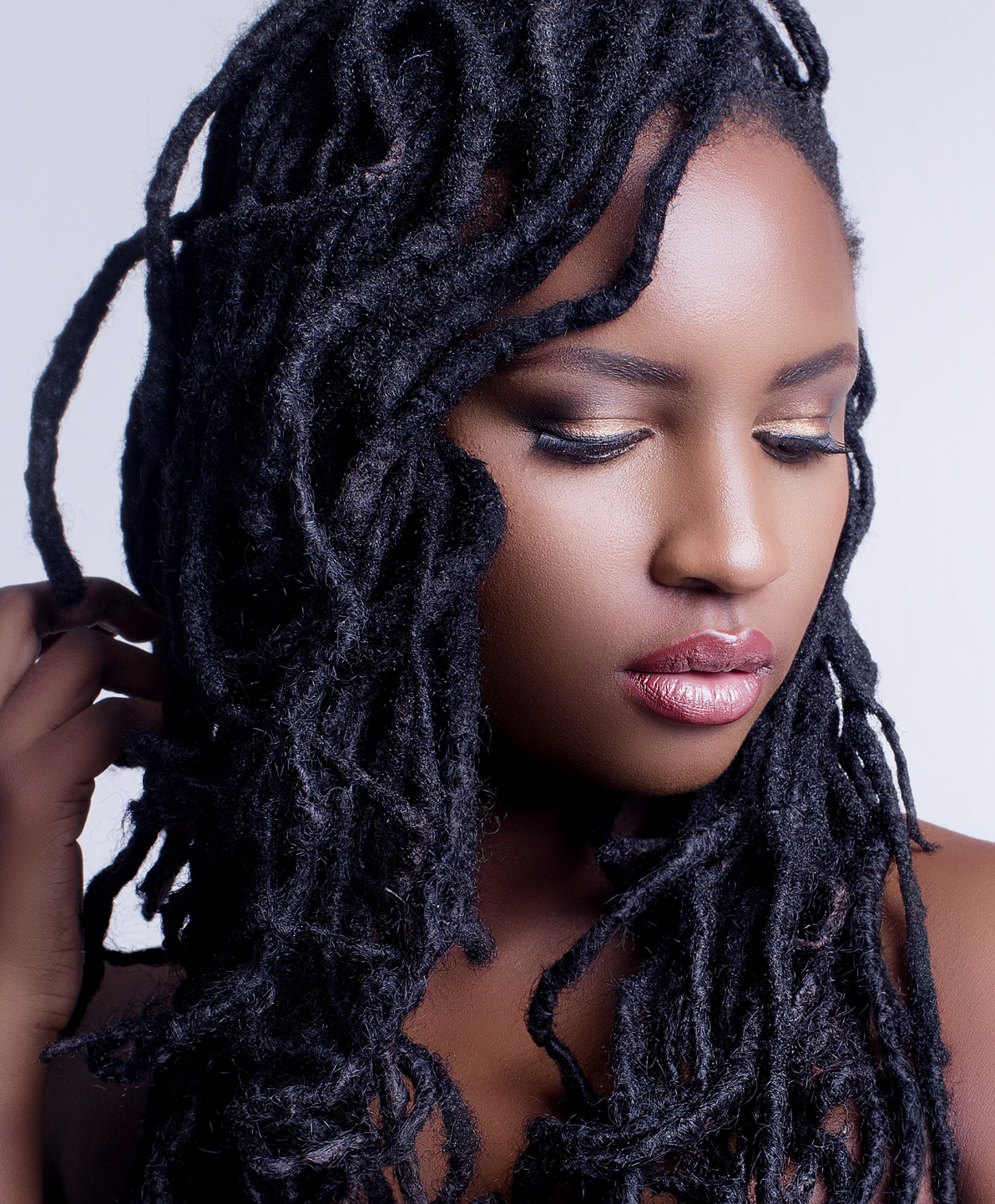 hair locks styles some important tips before locking your hair njoki 1552